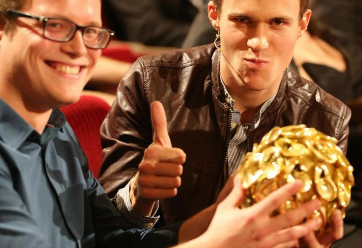 THIS AWARD BELONGS TO YOU <span> THANKS FOR THE ČESKÝ SLAVÍK INTERNET AWARD TO OUR FANS </span>