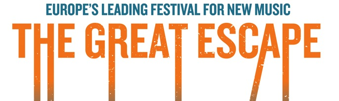 WE PLAY AT THE GREAT ESCAPE 2013 <SPAN> come see us in BRIGHTON on MAY 16TH-18TH</span>